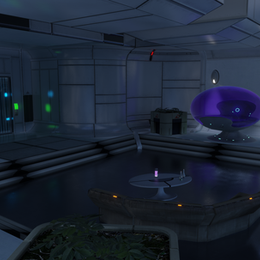 Mass Effect 1 Remaster Consorts Chambers