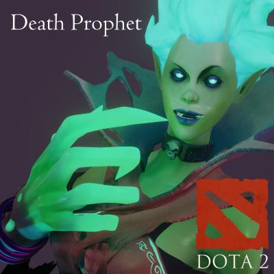 Thumbnail image for Death Prophet (DOTA 2)