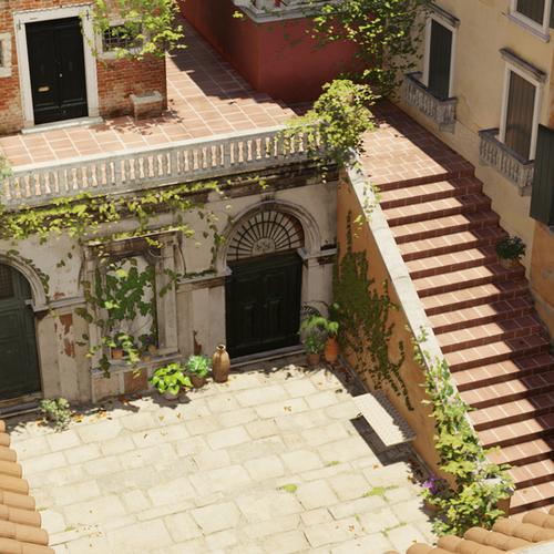 Thumbnail image for Courtyard Italia