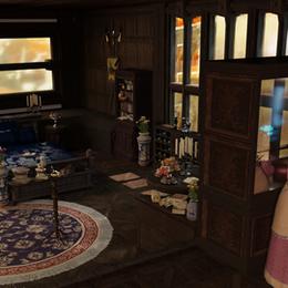 Toussaint Rich Room