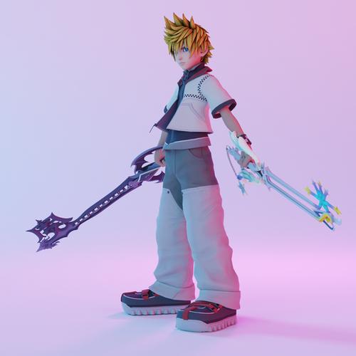 Thumbnail image for Kingdom Hearts 3 Roxas