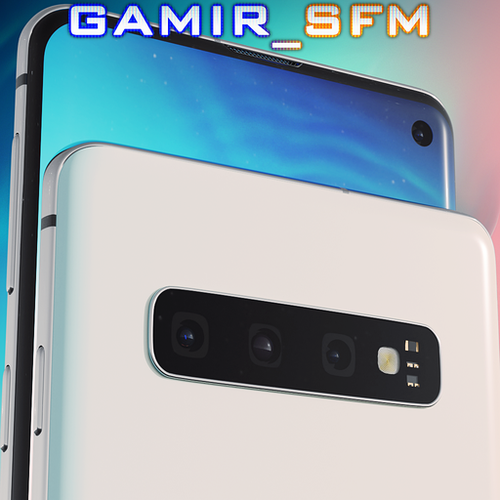 Thumbnail image for Galaxy S10 - Prism White