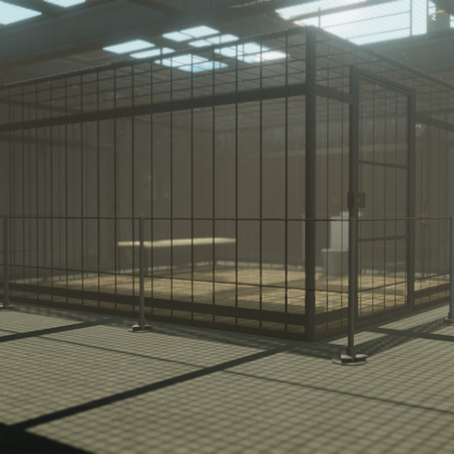 Thumbnail image for MGSV - Quiet's Cell