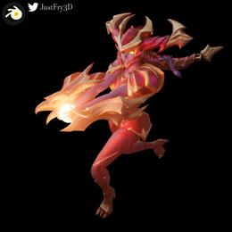 Shyvana [League of Legends]
