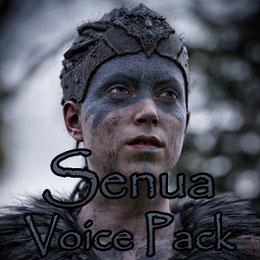 Senua voice pack