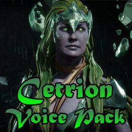 Cetrion voice pack