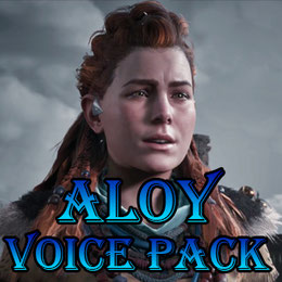 Aloy voice pack