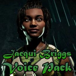 Jacqui Briggs voice pack