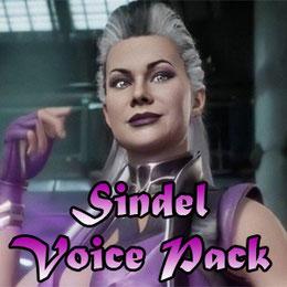 Sindel voice pack