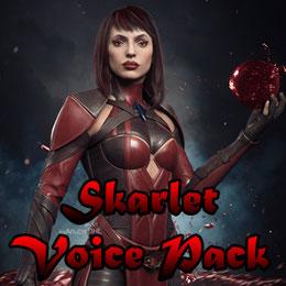 Skarlet voice pack