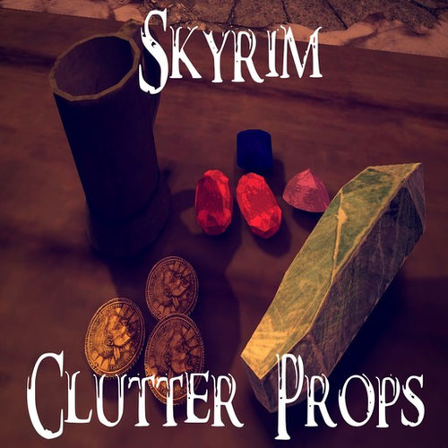 Thumbnail image for Skyrim Clutter Pack