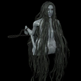 Slug woman (Bloodborne)