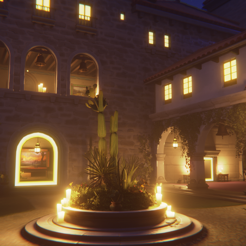 Thumbnail image for [Overwatch] - Dorado (Spawn and Main Square)