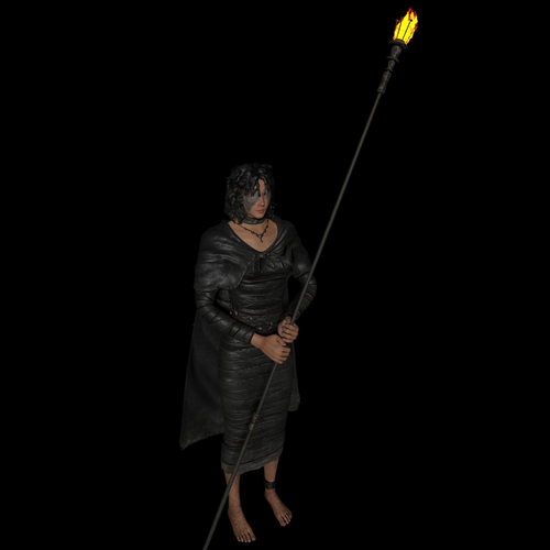 Thumbnail image for Maiden in black demon's souls