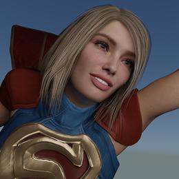 Supergirl [Injustice/Custom]