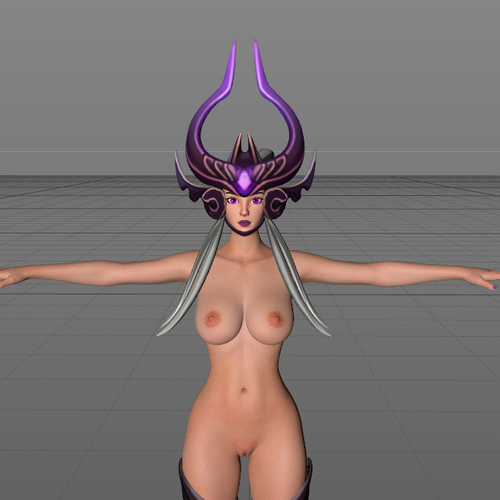 Thumbnail image for [LoL] Classic Syndra Release