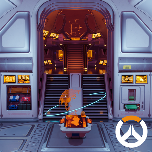 Thumbnail image for Overwatch - Dropship Spawn
