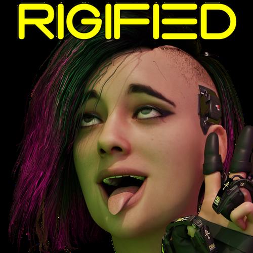Thumbnail image for Judy Alvarez - Cyberpunk 2077