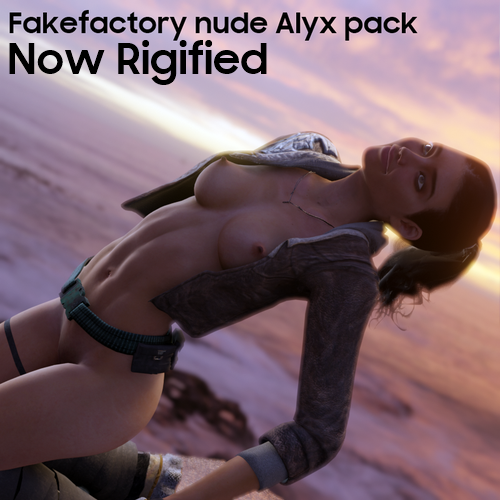 Thumbnail image for Cinematic mod nude model pack