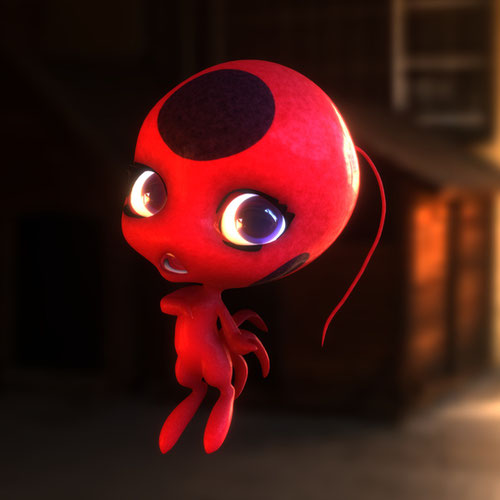 Thumbnail image for Tikki [Miraculous ladybug]