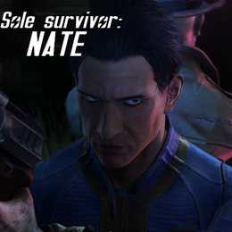 [ Fallout 4 ] male sole survivor: Nate