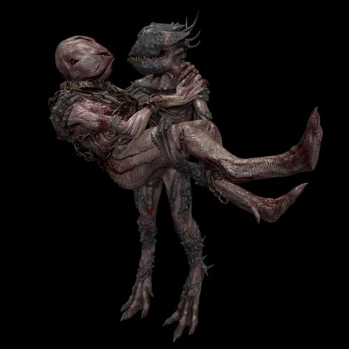 Thumbnail image for Male and female demogorgon