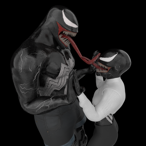 Thumbnail image for Male/Female Venom