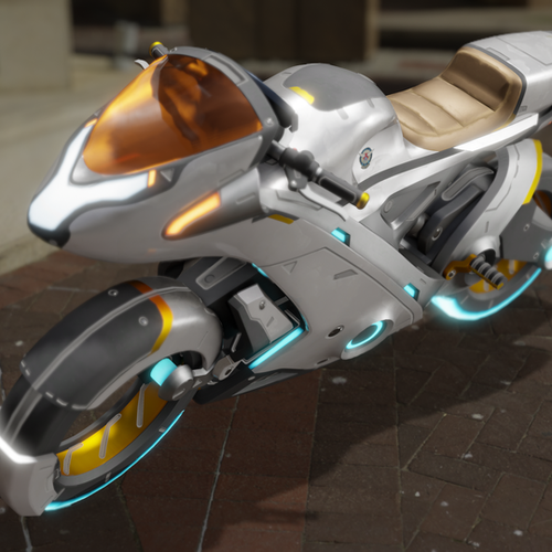Thumbnail image for Tracer's Light Cycle