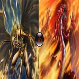 Yu-Gi-Oh! - Hamon & Uria