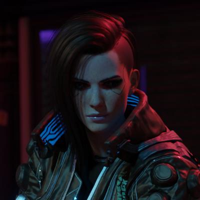 Thumbnail image for E3 Valerie - Cyberpunk 2077