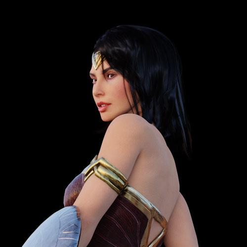 Thumbnail image for Diana Prince (Wonder Woman) - DC