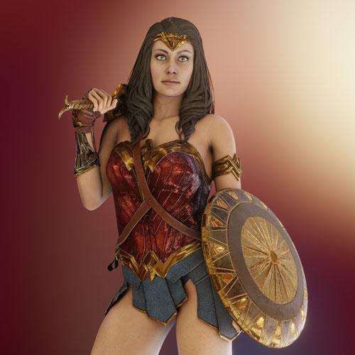 Thumbnail image for Wonder Woman - Injustice 2