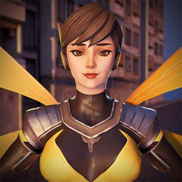 [SFM2] Janet Van Dyne - Wasp (Marvel Ultimate Alliance)