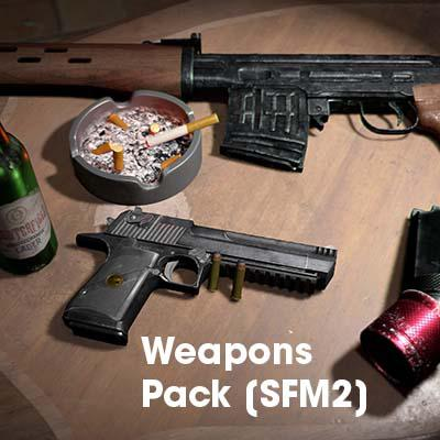 Thumbnail image for [SFM2] Weapons Pack