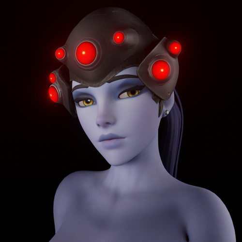 Thumbnail image for Arho's OW models: Widowmaker v1.3