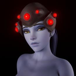 Arho's OW models: Widowmaker v1.3