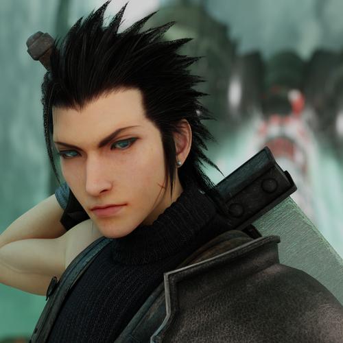 Thumbnail image for Zack Fair [Final Fantasy 7 Remake]