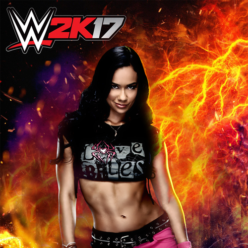 Thumbnail image for AJ Lee - WWE2K17