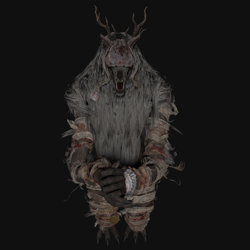 Thumbnail image for Vicar amelia bloodborne (beast version)