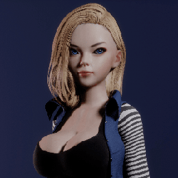 [Dragon Ball] Android 18