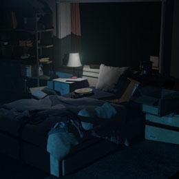 Jill's Apartment (Resident Evil 3: Remake)
