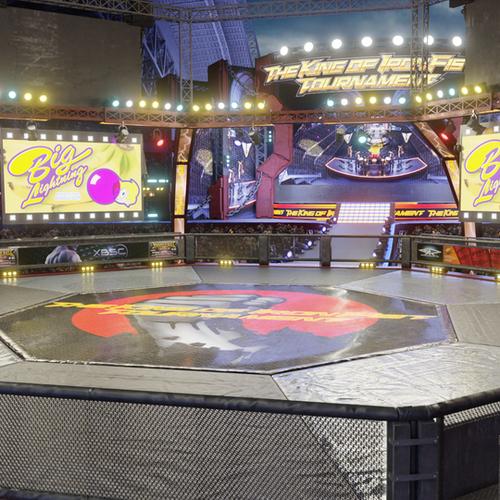 Thumbnail image for Tekken 7 Arena Stage