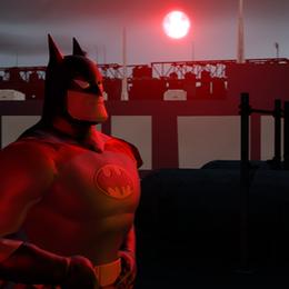 (NutOnHerLip) Batman arkham city: animated series (Batman)