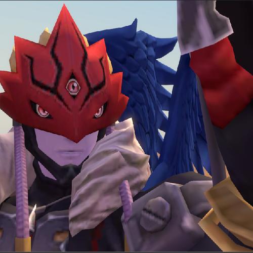 Thumbnail image for Digimon - Beelzemon X