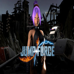 (EmperorFaiz.fbx) JUMP FORCE yoruichi
