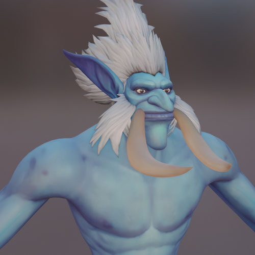 Thumbnail image for [Warcraft] Troll Male