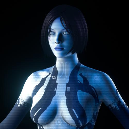 Thumbnail image for Halo 4 - Cortana (WIP)