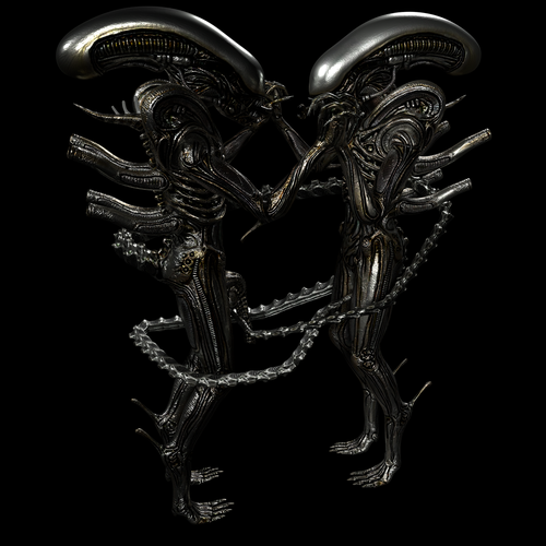 Thumbnail image for Male/Female xenomorph