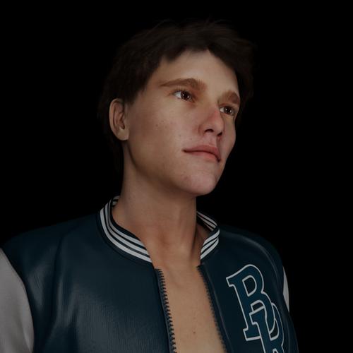 Thumbnail image for Braden HD [Male Model]