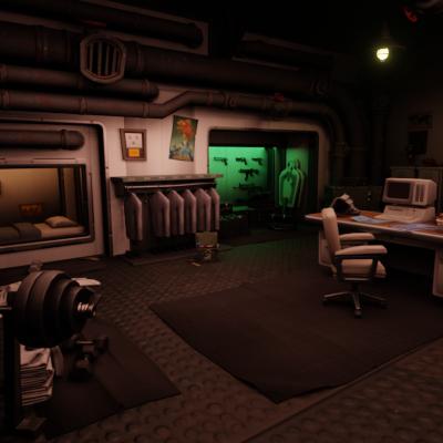 Thumbnail image for Fortnite: Brutus' Room